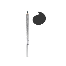 Christian Dior Crayon Eyeliner Pencil # 090 Black 1.2g  with Blending Tip and Sharpener