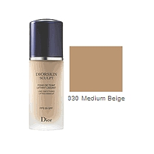 christian dior diorskin sculpt line smoothing lifting makeup spf20 030