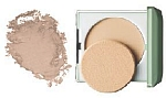 Clinique Stay Matte Sheer Pressed Powder oil free 1 Stay Buff