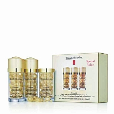 Elizabeth Arden Ceramide Gold Ultra Strengthening Eye Capsule Trio