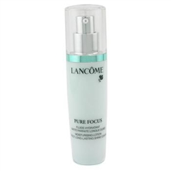 Lancome PURE FOCUS Moisturizing Oil Free Perfect long lasting Lancome PURE FOCUS Moisturizing Oil Free Perfect long lasting 50ml / 1.7oz