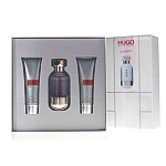 BOSS ELEMENT by Hugo Boss for men 3 Pc 1.6 oz EDT & Shower Gel & After Shave Set 3 piece gift set 1.6 oz Eau De Toilette EDT Spray + 1.6 oz Shower Gel + 1.6 oz After Shave balm