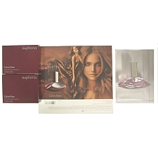 Euphoria by Calvin Klein for Women 3 Piece Set Coffret Travel