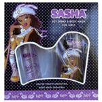 Sasha by Bratz for women 2 Pcs set 1.7 edt spray + 8.0 body wash at CosmeticAmerica