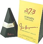 273 by Fred Haymans for men 2.5 oz Exc. Cologne Spray