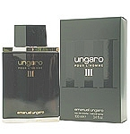 Ungaro III Pour L'Homme by Ungaro for Men 3.4 oz Eau De Toilette EDT Spray