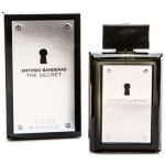 Antonio Banderas The Secret for men 3.4 oz Eau De Toilette EDT Spray