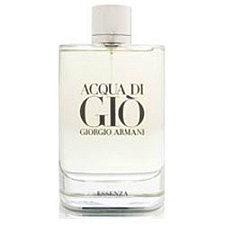 Acqua Di Gio Essenza by Giorgio Armani for men 6.08 oz Eau De Parfum EDP Spray