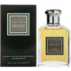 Aramis Devin for men 3.4 oz Eau De Cologne EDC Spray
