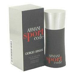 Armani Code Sport by Giorgio Armani for men 1.7 oz Eau De Toilette EDT Spray