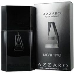 Azzaro Night Time for men 3.4 oz Eau De Toilette EDT Spray
