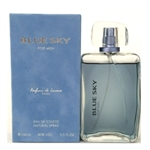 Blue Sky by Parfums de Laroma for Men 3.3 oz Eau De Toilette EDT Spray