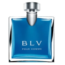 BLV Pour Homme by Bvlgari for men 1.7 oz Eau De Toilette EDT Spray