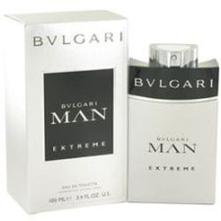 Bvlgari Man Extreme for men 3.4 oz Eau De Toilette EDT Spray
