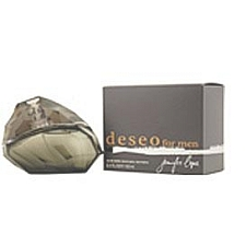 deseo by j.lo for men 3.4 oz Eau De Toilette EDT Spray