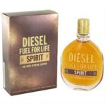 Diesel Fuel for Life Spirit for men 2.5 oz Eau De Toilette EDT Spray