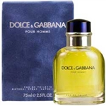 Dolce & Gabbana by Dolce & Gabbana for men 2.5 oz Eau De Toilette EDT Spray