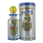 ed hardy villain for men 4.2 oz Eau de Toilette EDT Spray