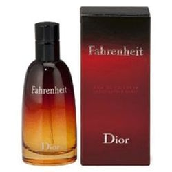 Fahrenheit by Christian Dior for men 1.7 oz Eau De Toilette EDT Spray