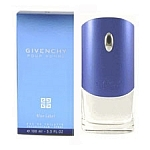 Givenchy Pour Homme Blue Label by Givenchy for Men 3.3 oz Eau De Toilette EDT Spray