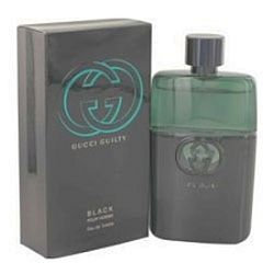 Gucci Guilty Black by Gucci for men 3.0 oz Eau De Toilette EDT Spray