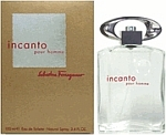 Incanto by Salvatore Ferragamo for Men 1.7 oz Eau De Toilette EDT Spray