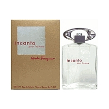 Incanto by Salvatore Ferragamo for Men 3.4 oz Eau De Toilette EDT Spray