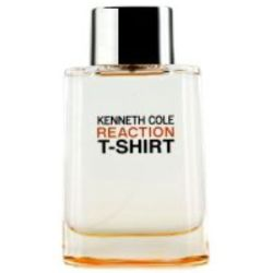 Kenneth Cole Reaction T-Shirt by Kenneth Cole for men 3.4 oz Eau De Toilette EDT Spray