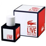 Lacoste Live Pour Homme for men 3.3 oz Eau De Toilette EDT Spray