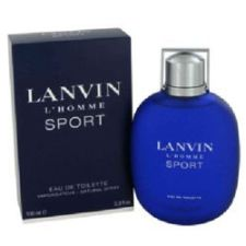 Lanvin L'Homme Sport for men 3.4 oz Eau De Toilette EDT Spray