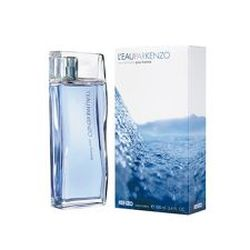 l'eau par kenzo by kenzo for men 3.4 oz Eau De Toieltte Spray