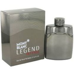 Mont Blanc Legend Intense for men 3.4 oz Eau De Toilette EDT Spray