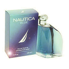 Nautica Blue by Nautica for men 3.4 oz Eau de Toilette EDT Spray
