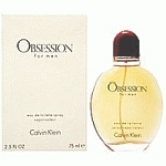 Obsession by Calvin Klein for men 4.0 oz Eau De Toilette EDT Spray
