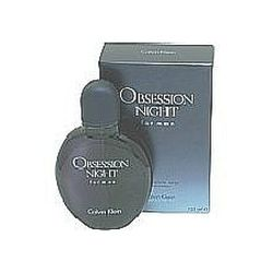 Obsession Night by Calvin Klein for men 4.0 oz Eau De Toilette EDT Spray