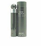 360 Black by Perry Ellis for Men 3.4 oz Eau De Toilette EDT Spray
