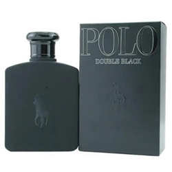 Polo Double Black by Ralph Lauren for Men