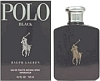 Polo Black by Ralph Lauren for men 4.2 oz Eau De Toilette EDT Spray