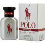 Polo Red Rush by Ralph Lauren for men 1.36 oz Eau De Toilette EDT Spray