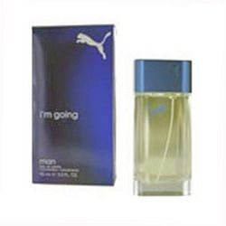 I'm Going for Man by Puma 3 oz Eau De Toilette EDT Spray