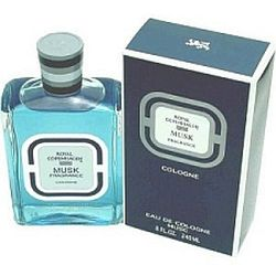 Royal Copenhagen MUSK by Royal Copenhagen for men 8 oz Cologne Splash