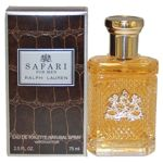 Safari by Ralph Lauren for Men 2.5 oz Eau De Toilette EDT Spray
