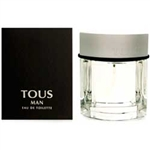 Tous by Tous for Men 3.3 oz Eau De Toilette EDT Spray