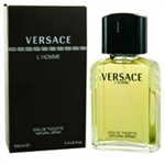 Versace L'Homme for men 3.3 oz Eau De Toilette EDT Spray