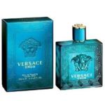 Versace Eros for men 3.4 oz Eau De Toilette EDT Spray