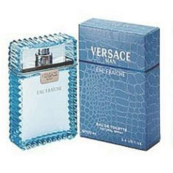 Versace Eau Fraiche by Gianni Versace for Men 3.3 oz Eau De Toilette EDT Spray