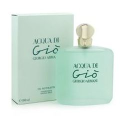 Acqua Di Gio by Giorgio Armani for women 3.4 oz Eau De Toilette EDT Spray