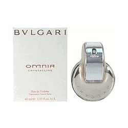 Bvlgari Omnia Crystalline by Bvlgari for Women 1.33 oz Eau De Toilette EDT Spray