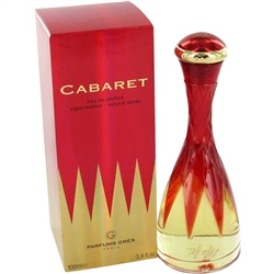 Cabaret by Parfums Gres for women 3.4 oz Eau De Parfum EDP Spray