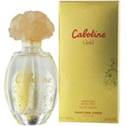 Cabotine Gold by Parfums Gres for women 3.4 oz Eau De Toilette EDT Spray
